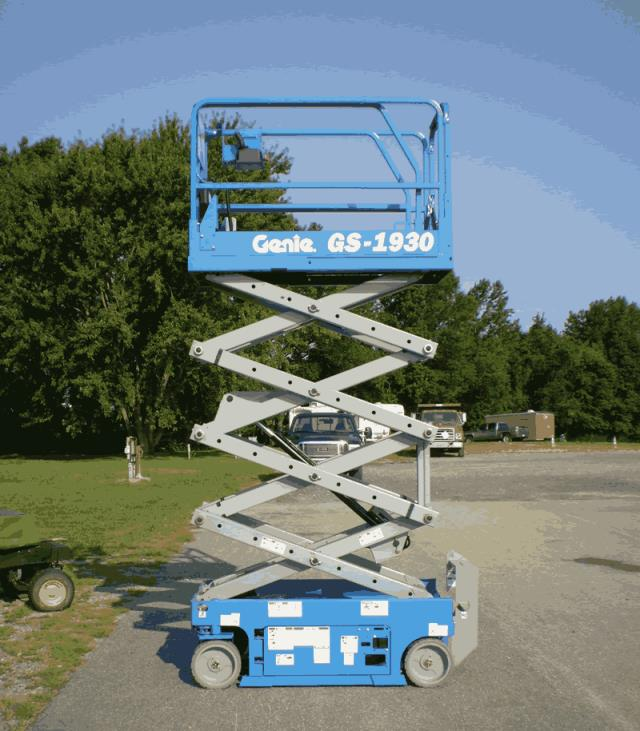 Where to find SCISSOR LIFT - GENIE GS-1930 in Old Town