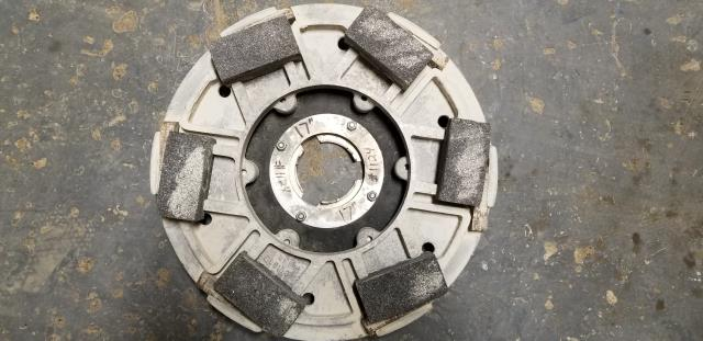 Where to find FLOOR BUFFER GRINDING DISC 17 in Old Town