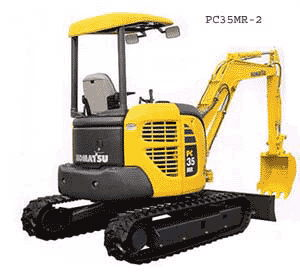 Where to find EXCAVATOR - KOMATSU PC27 in Old Town