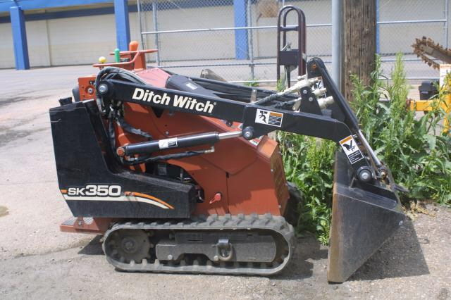 Where to find MINI SKID STEER - DITCH WITCH in Old Town