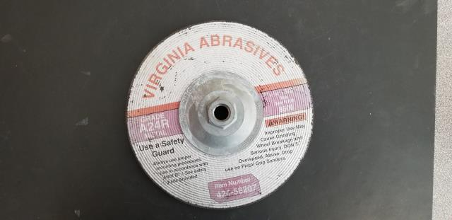 Where to find GRINDER DISKS 7   5 8 - 11 in Old Town