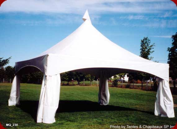 Where to find 20X20 WHITE PEAK FRAME TENT in Old Town