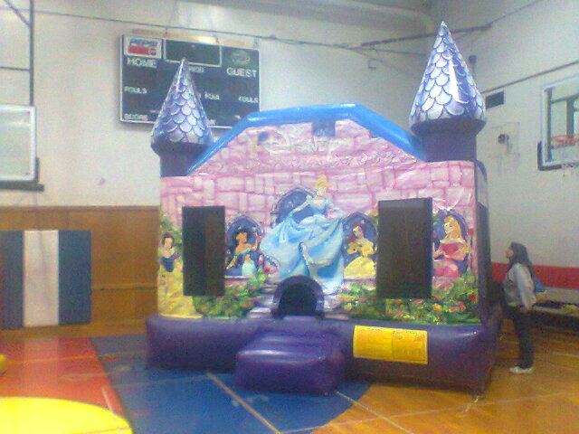 Where to find BOUNCE TENT - 15X15 PRINCESS in Old Town