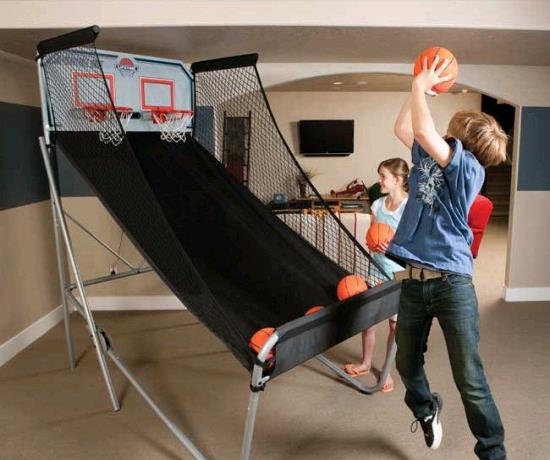 Where to find DOUBLE SHOT BASKETBALL in Old Town