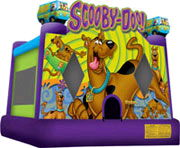 Where to find BOUNCE TENT 13X13 SCOOBY DOO 2 in Old Town