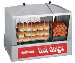 Where to find HOT DOG STEAMER BUNWARMER in Old Town