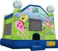 Where to rent BOUNCE TENT 14X13 SPONGE BOB in Old Town ME