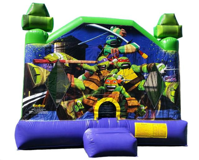 Where to find BOUNCE TENT 14X13 NINJA TURTLES in Old Town