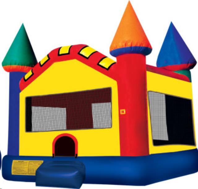 Where to find BOUNCE TENT - 16X15 CASTLE 2 in Old Town