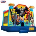 Where to rent BOUNCE TENT 14X13 - JUSTICE LEAGUE in Old Town ME