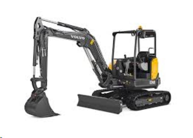 Where to find EXCAVATOR - VOLVO COMPACT ECR40D in Old Town