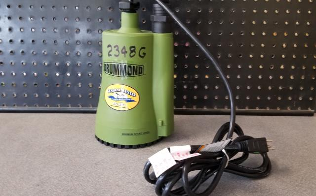 Where to find PUMP - ELECTRIC SUBMERSIBLE 3 4  UTILITY in Old Town
