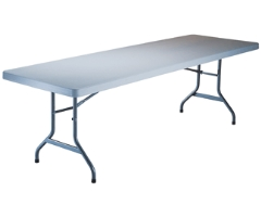 Where to rent TABLE - 8FT BANQUET WHITE in Old Town ME