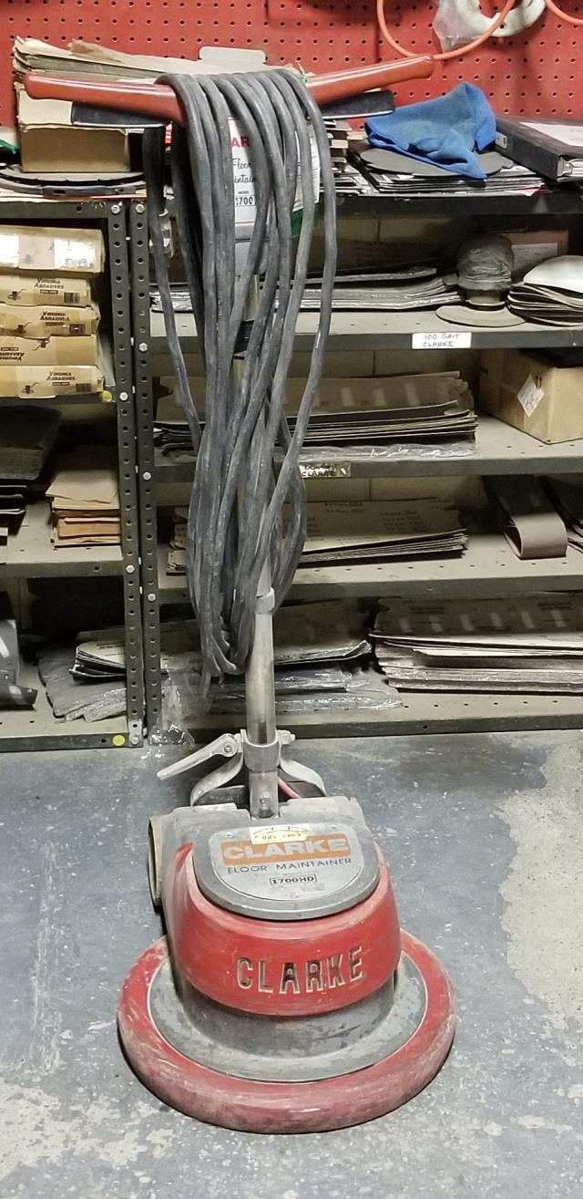 Where to find FLOOR BUFFER - CLARKE 1700HD in Old Town