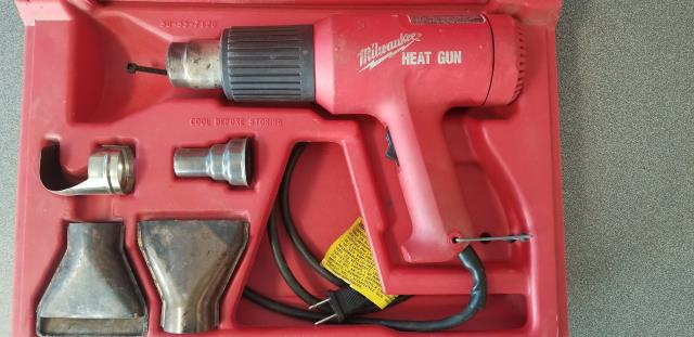 Where to find HEAT GUN KIT - MILWAUKEE in Old Town