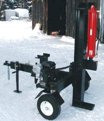 Where to find WOOD SPLITTER   TILT  22-TON in Old Town